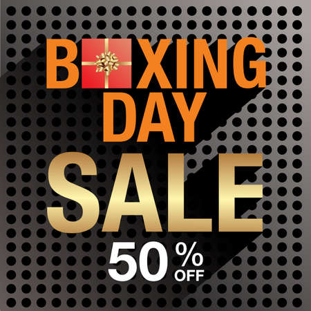boxing day: Boxing Day background