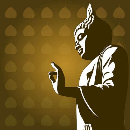 buddhist background