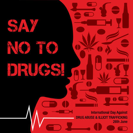 International Day against Drug Abuse and Illicit Trafficking background