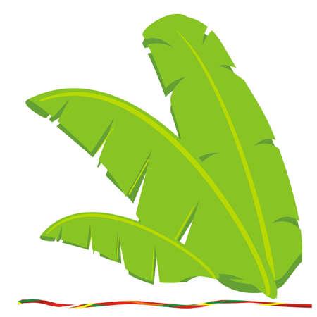 puja: Banana Leaf