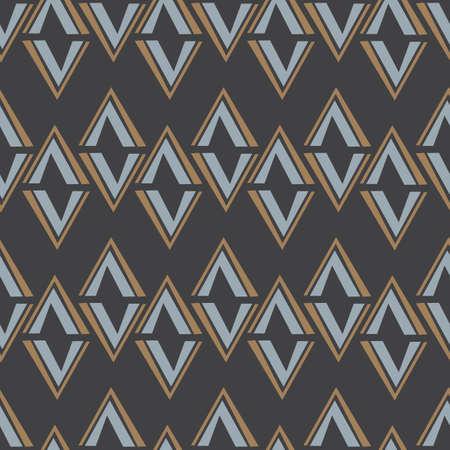 diamond background: Seamless abstract pattern diamond tile texture background Illustration
