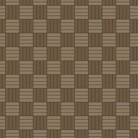 parquet: Seamless parquet pattern Illustration