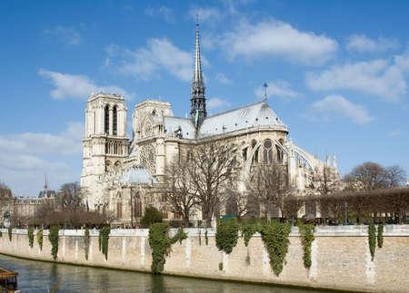 Notre Dame de Paris, Paris, France photo