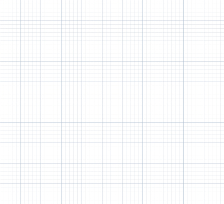 Vector Seamless Graph Paper Background, Endless Backdrop.