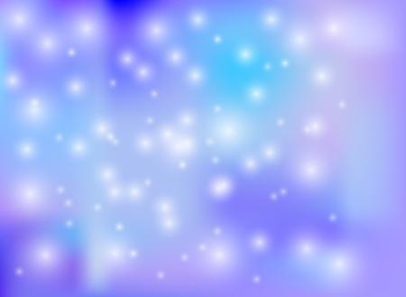 Vector Winter Wonderland Background, Wallpaper Colorful Template, Holidays Season Concept.