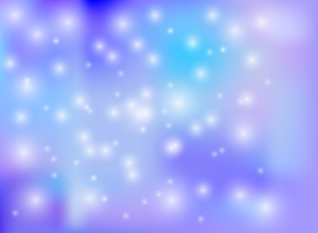 Vector Winter Wonderland Background, Wallpaper Colorful Template, Holidays Season Concept.