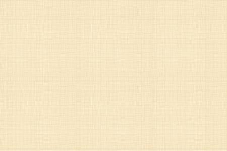 Nahtloses Vektormuster, Baumwollleinenbeschaffenheit, helle warme Farbe, Hintergrundschablone. Vektorgrafik