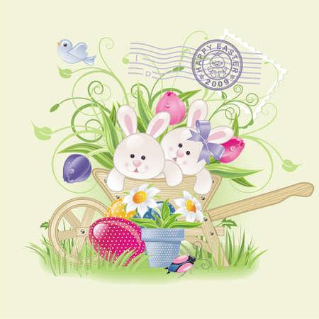 cute bunnies photo