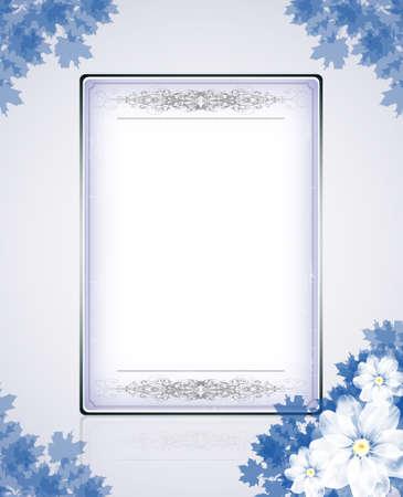 Flower Paper Stock Vector - 9447601