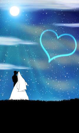 star of life: Wedding