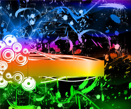 Rainbow Stock Vector - 9671983