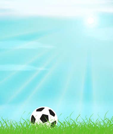 Soccer Stock Vector - 9671980