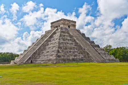 Chichén Itzá Foto de archivo