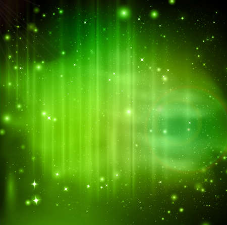 Fondo de abstracción galaxy solar Ilustración de vector