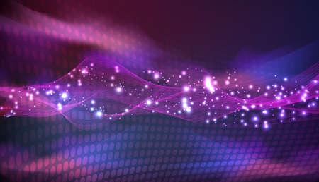 outerspace: estrellas de espacio vectorial de ne�n