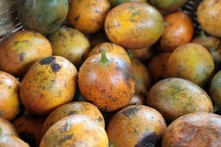 grenadilla:  passion fruit.