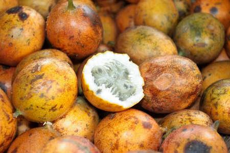 passion fruit. photo