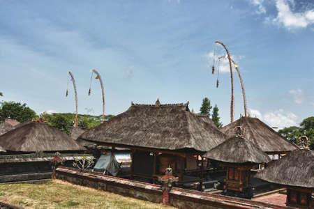 Pura Besakih, is Bali Stock Photo - 10596857