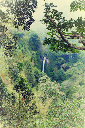 Gitgit Waterfall Foto in Island Bali, indonesia photo