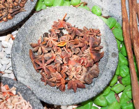 badiane: anis