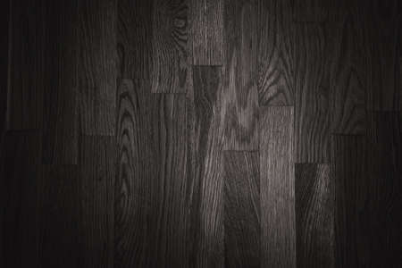 grunge black wood wall texture and background