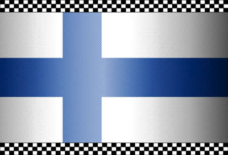 Carbon Fiber Black Background Texture - Finland Stock Vector - 13331069