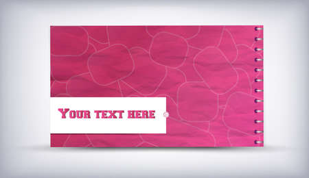Abstract Vector Background with place for text Stock Vector - 13620696