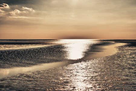 wadden sea: Wadden Sea - Germany St  Peter Ording