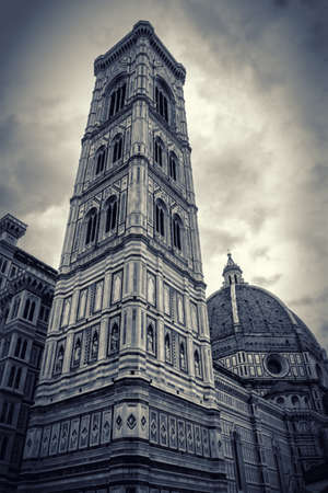 Cathedral Santa Maria del Fiore in Florence, Italy Stock Photo - 17010535