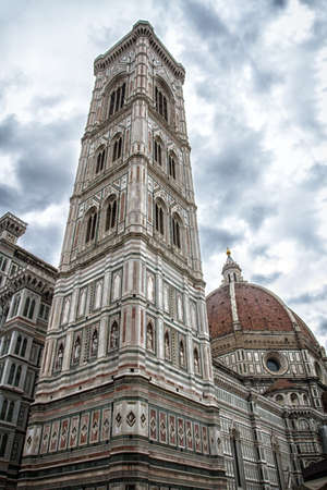 Cathedral Santa Maria del Fiore in Florence, Italy Stock Photo - 17010544