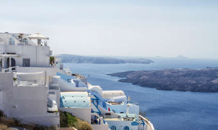 thira: Beautiful scenery of Thira
