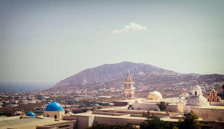 thira: Beautiful scenery of Thira