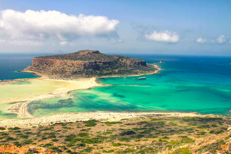 The Beautiful Balos Lagoon photo
