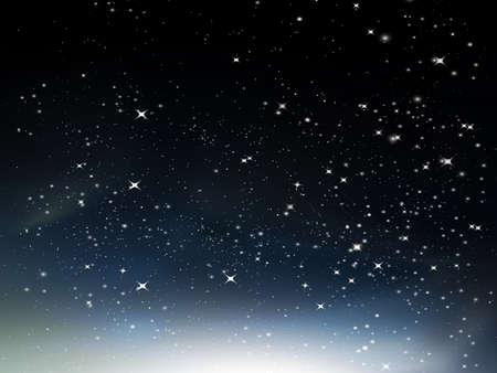 Hemel van de nacht