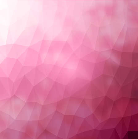 Vector pink abstract blurred background new trend Ilustrace