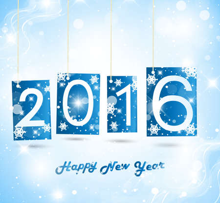 wish of happy holidays: Happy New Year 2016