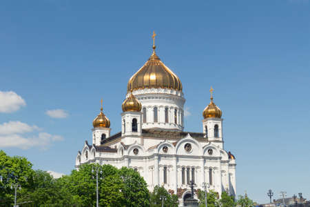 saviour: Cathedral of Christ the Saviour in Moscow, Russia