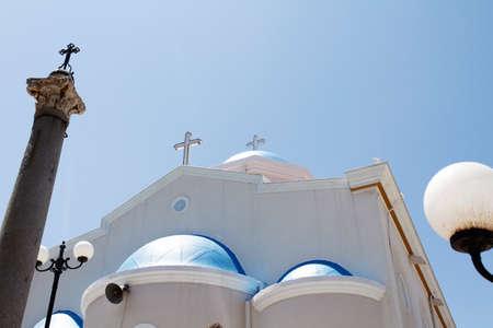 kos: The church of Agia Paraskevi in Kos town