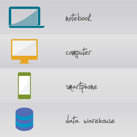 public folder: Cloud computing concept- Client computers communicating with resources located in the cloud