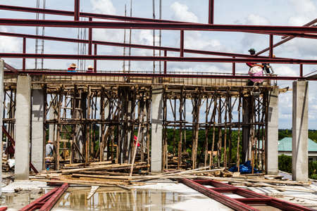 Construction site Stock Photo - 21015217