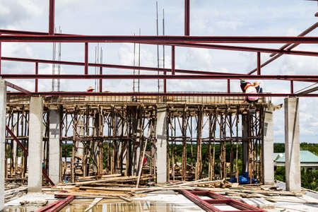Construction site Stock Photo - 21011886