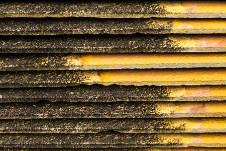 Piles of old roof tiles Stock Photo - 21015281