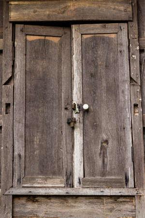 Wooden windows Stock Photo - 21603087