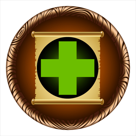 the weakening: the icon for the game with the ancient scroll of weakening