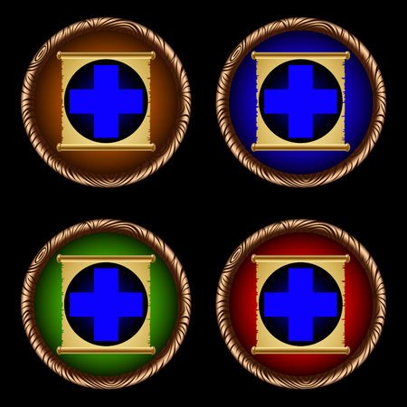 resurrection: icons for games with the ancient scroll of resurrection
