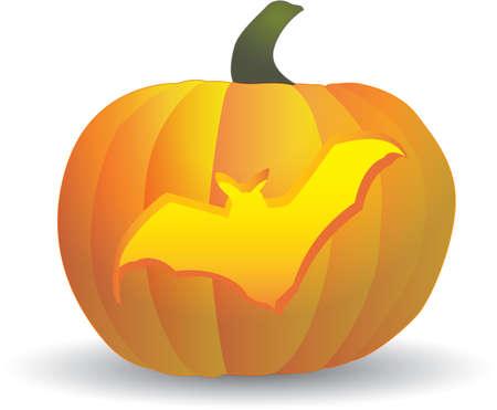 Pumpkin (but) Stock Vector - 11559417