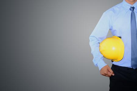 Engineering man Stock Photo