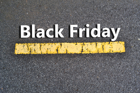 writing black: Business hand writing Black Friday
