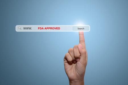 ビジネス手白 FDA 承認
