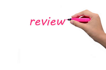 review: Business hand writing  review